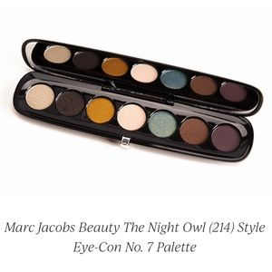 Marc Jacobs Eyeshadow Palette 214